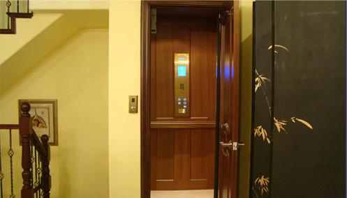 【正商玉兰谷】别墅电梯,就选德国造—帝森克虏伯家用电梯!