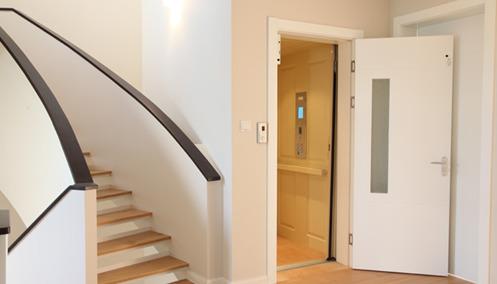 【林溪湾】郭总—朋友介绍鲸蓝机电公司是蒂森克虏伯家用别墅电梯的正规授权核心经销商