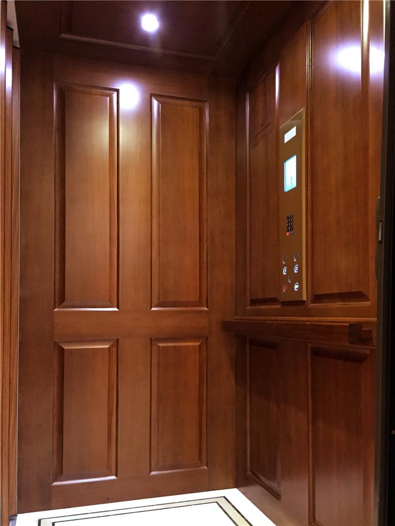 【林溪湾】李总,我对蒂森克虏伯家用电梯有一种怀念之情