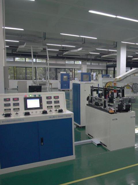 在中国拥有CNAS实验室